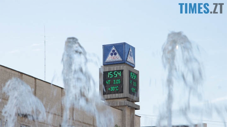 имени 12 - Травневе пекло: у Києві і Житомирі температура побила рекорд 1934 року