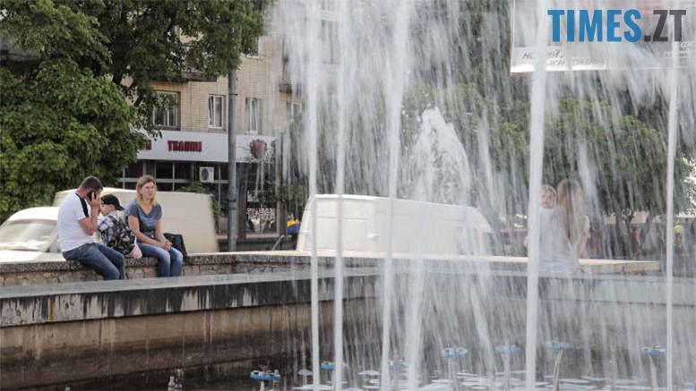 имени 13 - Травневе пекло: у Києві і Житомирі температура побила рекорд 1934 року