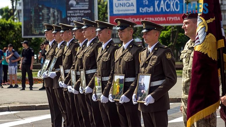 имени 3 3 - Житомиряни зустріли героїв, які повернулися із зони бойових дій