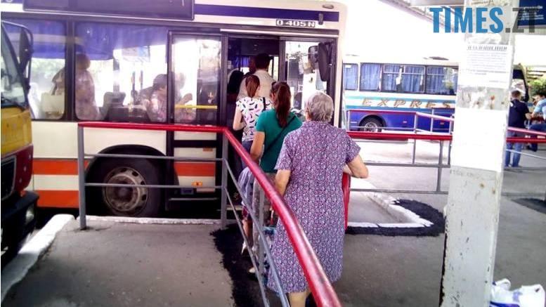 2 - Бунт маршрутників: водії вимагають у пільговиків плату за проїзд