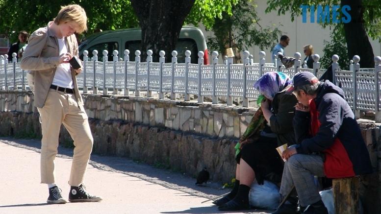 1 - «Дядьку, дайте гривню…» Індустрія жебрацтва у Житомирі