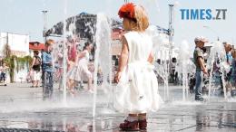 260x146 - Ми були праві: діти зробили з фонтану на Михайлівській душову (відео)