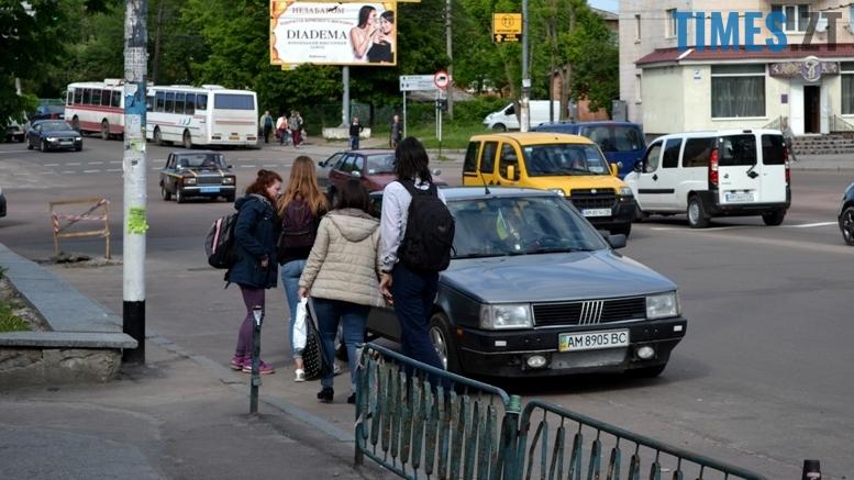 8 - Попутка чи автобус: чим краще доїхати з Житомира до Бердичева?