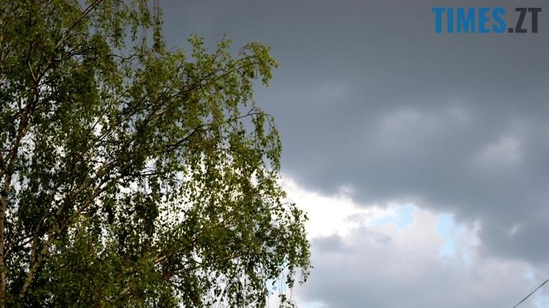 .jpg - Першого травня у Житомирі вдарив перший грім (відео)