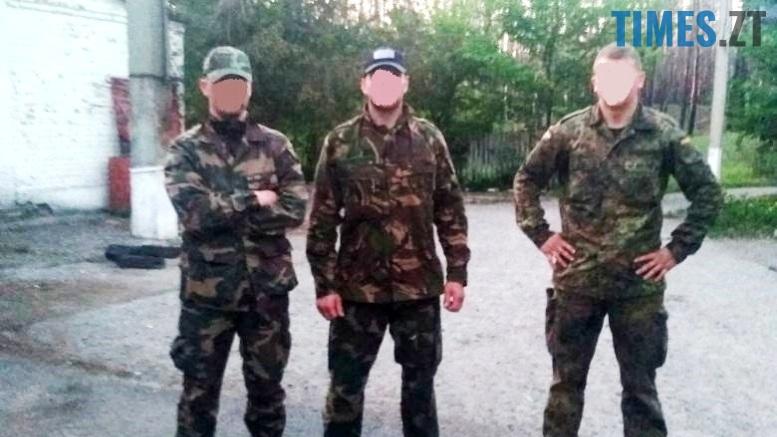 сталкери - Житомирські прикордонники упіймали в Чорнобильській зоні сталкерів з Литви