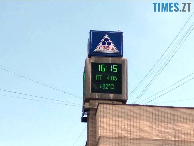 1 3 - Три дні пекла: у Житомирі +32С. У суботу обіцяють дощ