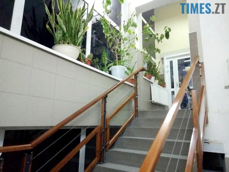 Тренажерний зал Східний - вхід | TIMES.ZT