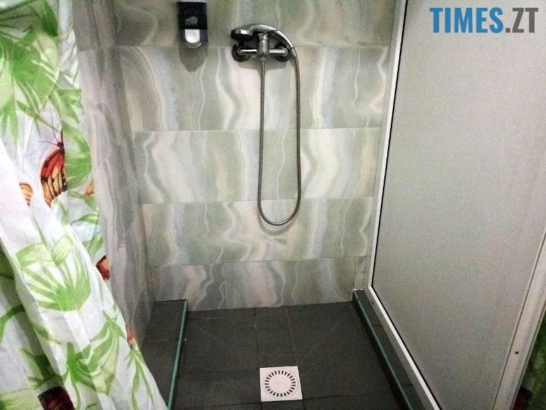 Тренажерний зал Східний - душова | TIMES.ZT