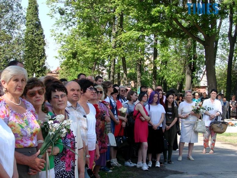 3 1 - У Богунському районі вшанували пам'ять героїв двох воєн