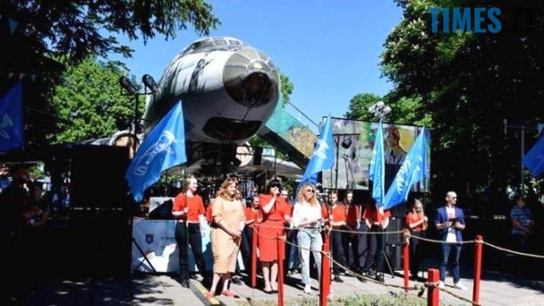 6 6 - У Житомирі порахували гроші, які зібрали на «порятунок» літака Ту-104