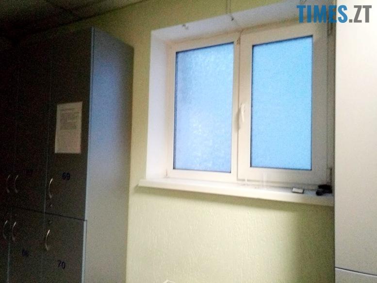 Тренажерний зал Східний - вентиляція | TIMES.ZT