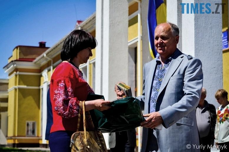 1 10 - Навіщо міністр молоді та спорту приїздив у Бердичів?