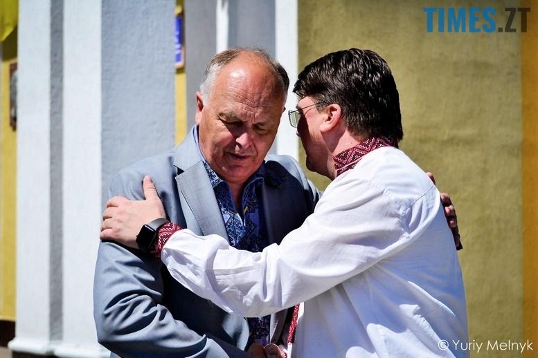 1 16 1 - Навіщо міністр молоді та спорту приїздив у Бердичів?