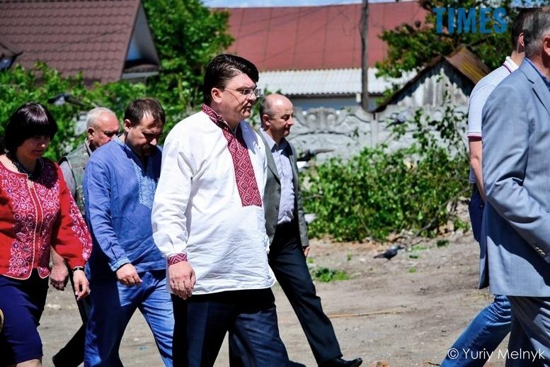 1 4 1 - Навіщо міністр молоді та спорту приїздив у Бердичів?