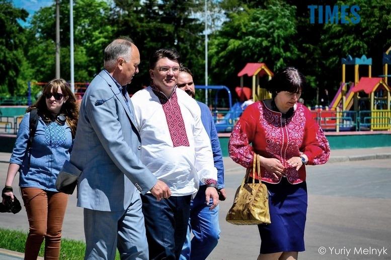 1 8 1 - Навіщо міністр молоді та спорту приїздив у Бердичів?
