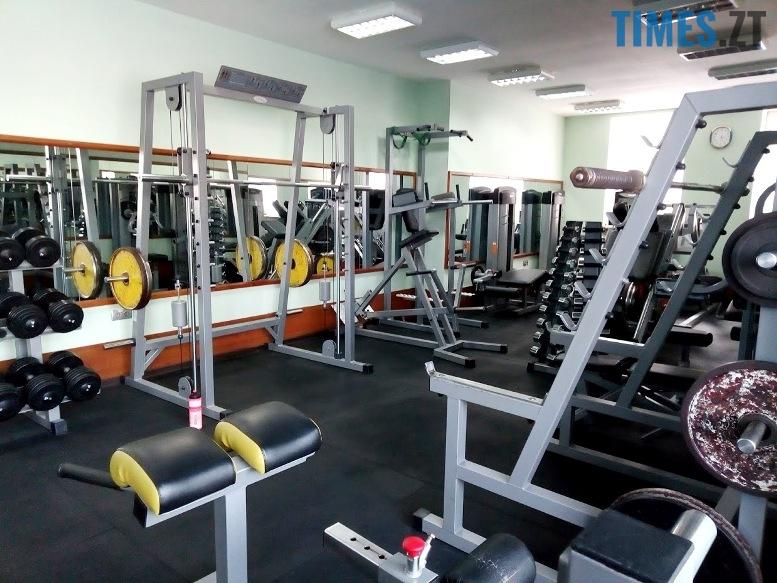 Тренажерний зал Фортуна - тренажери | TIMES.ZT