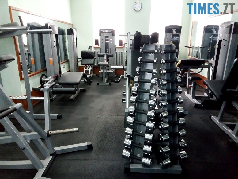 Тренажерний зал Фортуна - тренажери2 | TIMES.ZT
