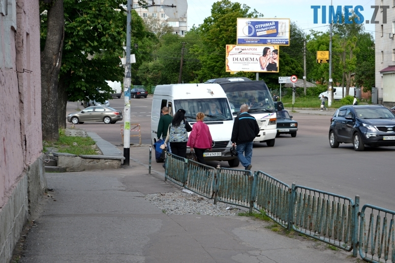 5 2 - Попутка чи автобус: чим краще доїхати з Житомира до Бердичева?