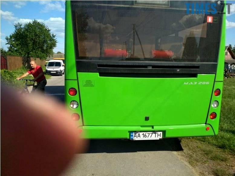 5b01b591119c6 - Житомир чекає нові автобуси – а заступник мера їздить ними по селах…