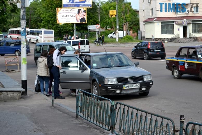 6 1 - Попутка чи автобус: чим краще доїхати з Житомира до Бердичева?