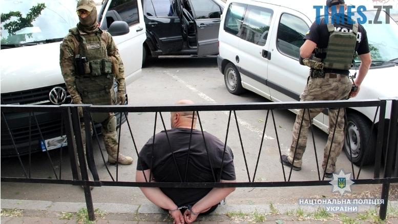 granata1 - Мешканець Бердичева їздив по Житомиру з гранатою Ф-1