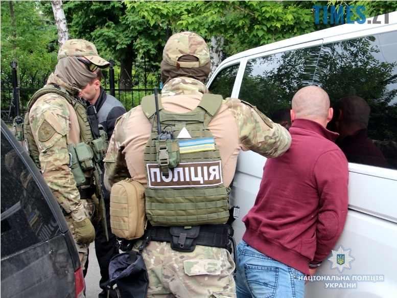 granata5 - Мешканець Бердичева їздив по Житомиру з гранатою Ф-1