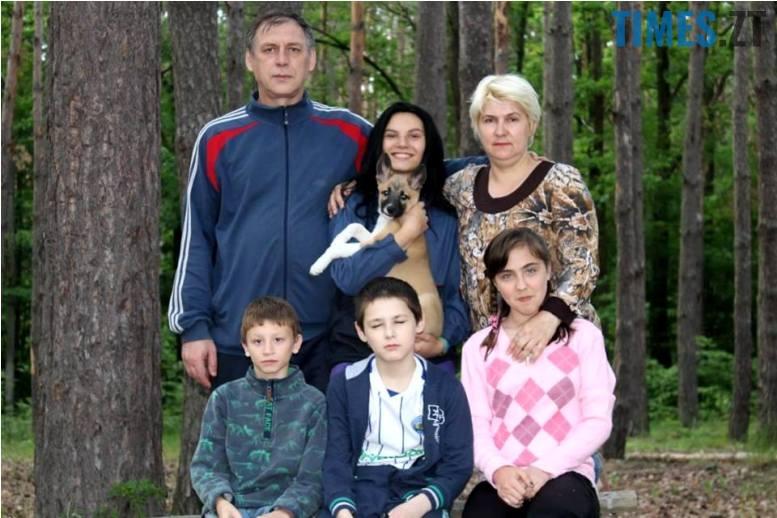 3 - У дитбудинку сімейного типу родини люто ворогують між собою