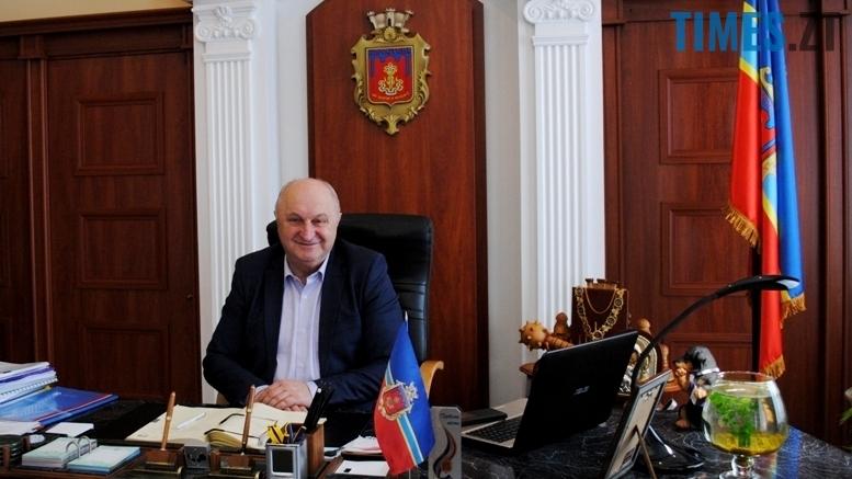 2 - Мер Коростеня Володимир Москаленко: «Ми ідеологічно мерзопакосні у цій державі…»