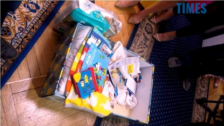 4 - «Дитина у коробці»: що включатиме бебі-бокс для немовлят у Житомирі