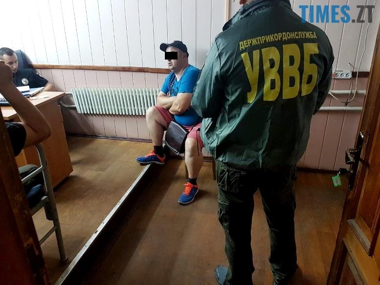 1 18 - Литовець за хабар у 50 євро хотів вивезти через Овруч контрабанду