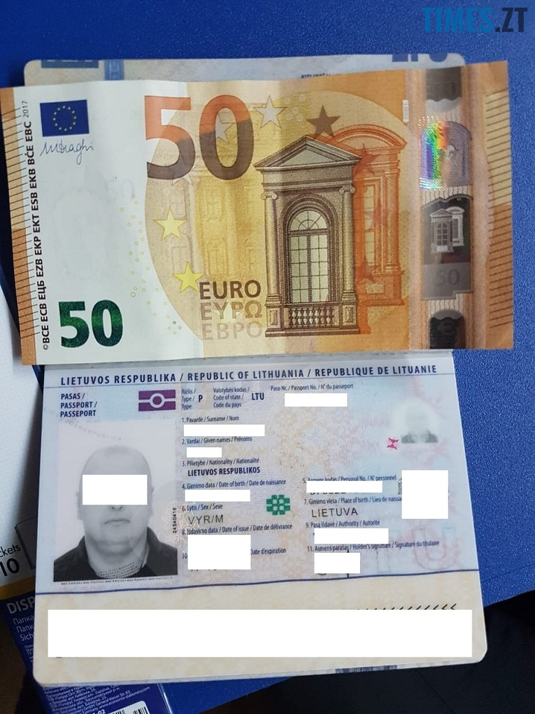 2 19 - Литовець за хабар у 50 євро хотів вивезти через Овруч контрабанду
