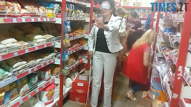 2 2 - Навіщо Дмитро Ткачук та Вікторія Краснопір вдавали у Житомирі сліпих? (відео)