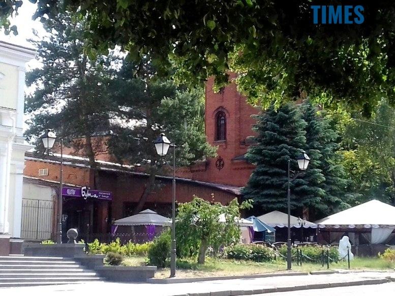 2 3 - Вибухи біля старої водокачки у Житомирі: поліція каже, що це не теракт