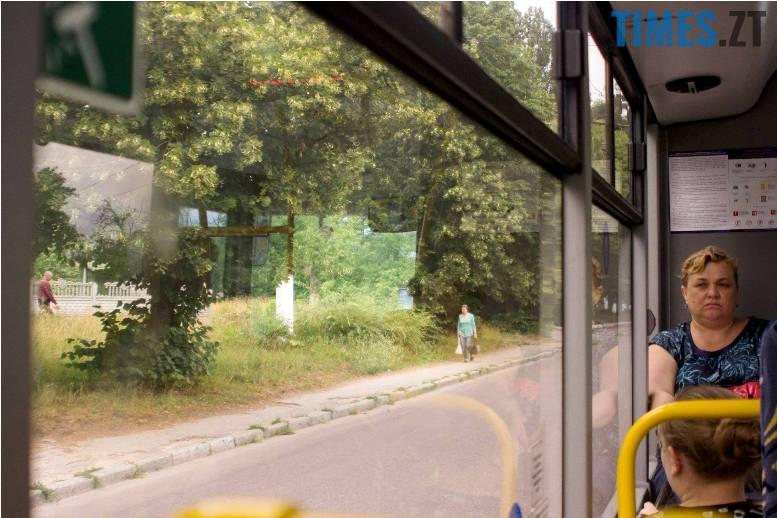 4 5 - Не маршрутка за ціною маршрутки: як я каталася зеленим автобусом МАЗ