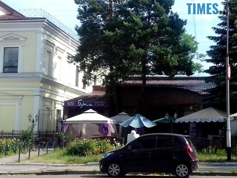 5 2 - Вибухи біля старої водокачки у Житомирі: поліція каже, що це не теракт