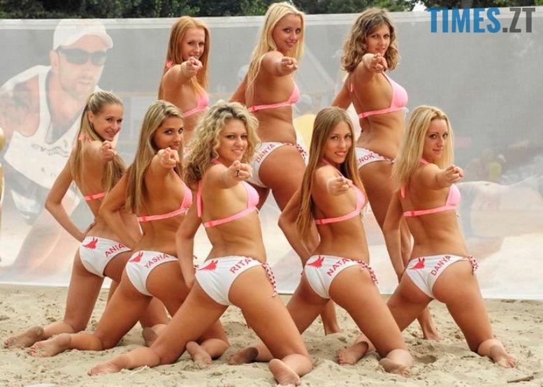 Дівчата з ідеальним загаром | TIMES.ZT