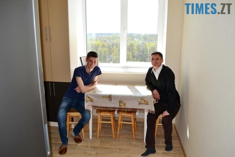 DSC 2677 - Захоплюючі будні «Преміум Парку»: квартира по Скайпу, квадратні метри у подарунок та справжній домашній затишок дружньої родини