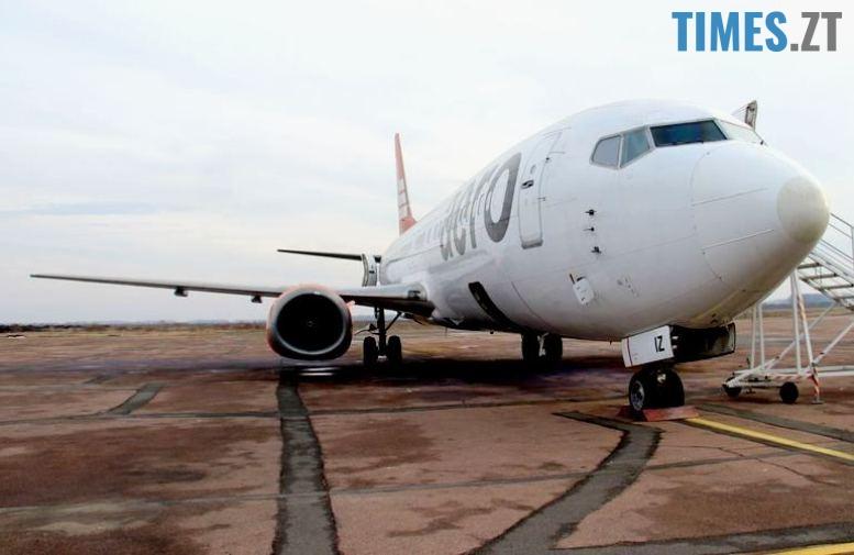 IMG боінг 1 - Погані новини: всі квитки на літо з аеропорту «Житомир» вже продані