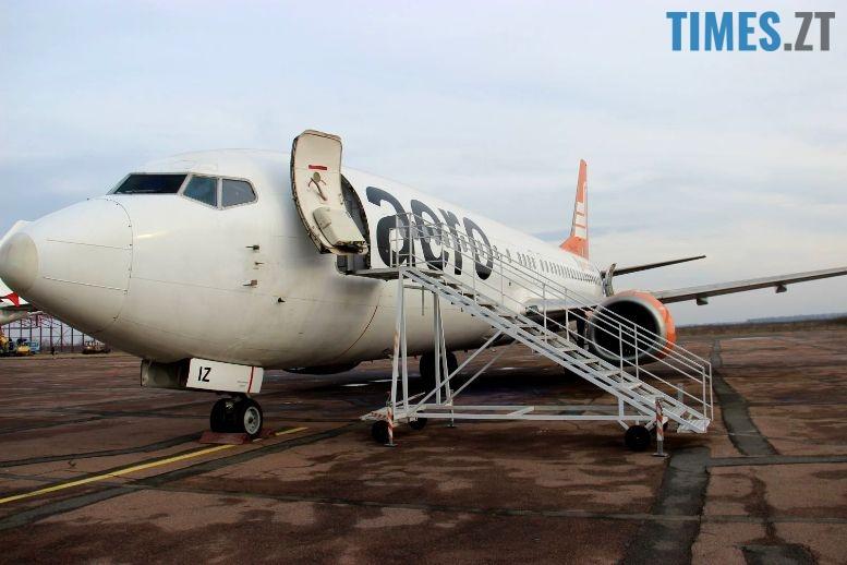 IMG боінг 2 - Погані новини: всі квитки на літо з аеропорту «Житомир» вже продані