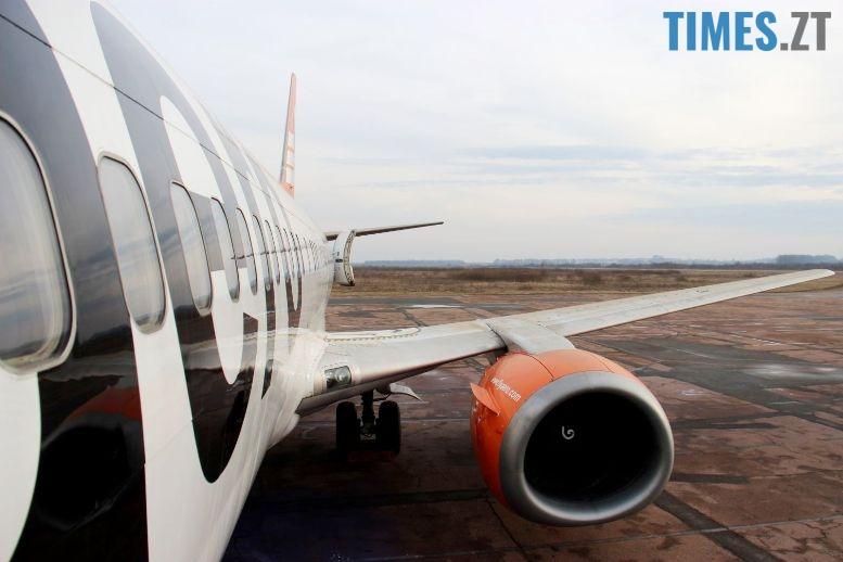 IMG боінг 3 - Погані новини: всі квитки на літо з аеропорту «Житомир» вже продані