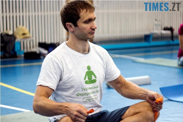 IMG 0096 - «Заснути на цвяхах»: у Житомирі пройшов День йоги