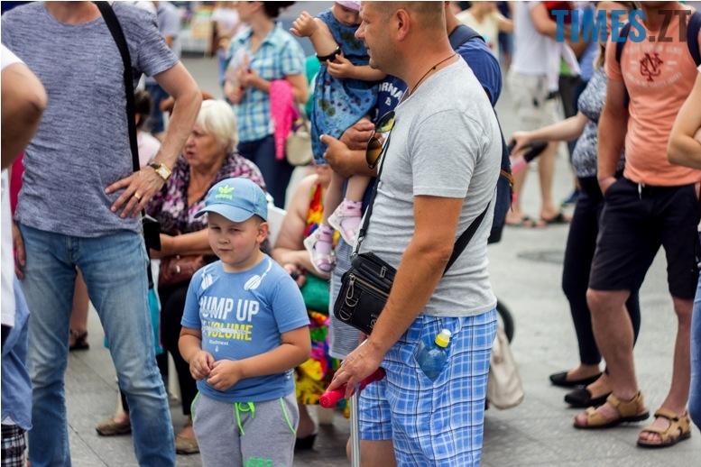IMG 9822 - День батька у Житомирі: свято чи чергова нудна «мильна бульбашка»?