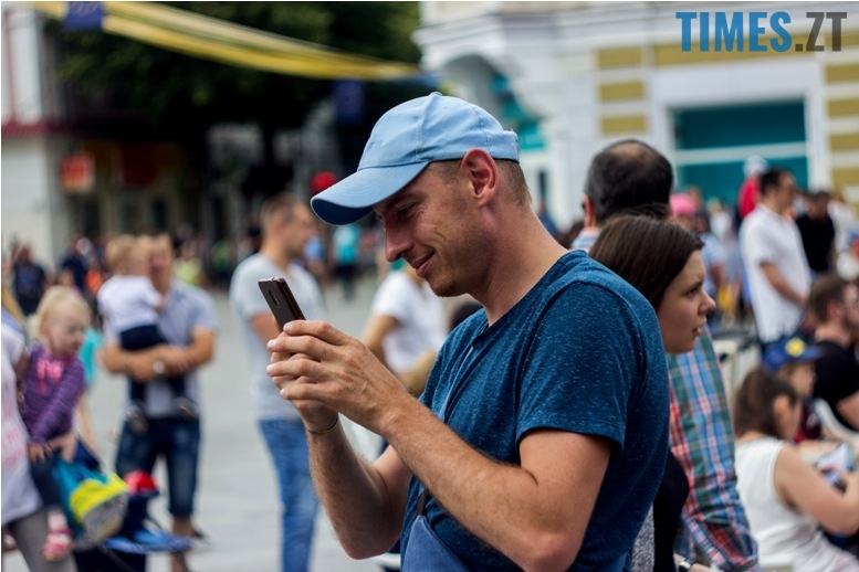 IMG 9831 - День батька у Житомирі: свято чи чергова нудна «мильна бульбашка»?