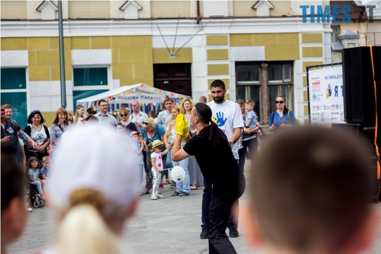 IMG 9836 - День батька у Житомирі: свято чи чергова нудна «мильна бульбашка»?