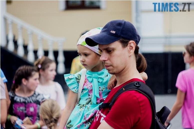 IMG 9862 - День батька у Житомирі: свято чи чергова нудна «мильна бульбашка»?