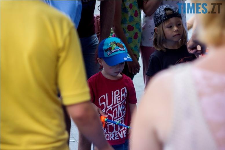 IMG 9865 - День батька у Житомирі: свято чи чергова нудна «мильна бульбашка»?