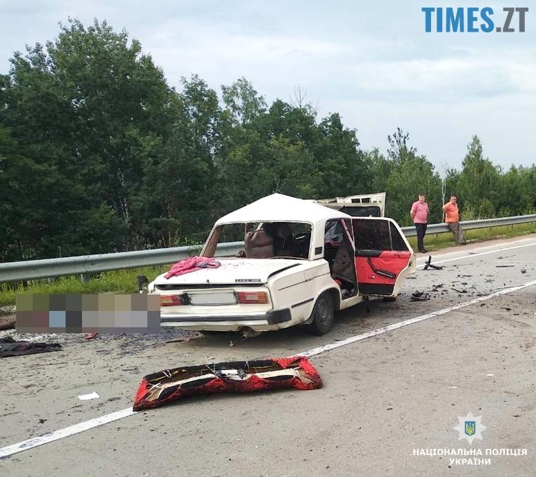 index2 m - Страшна ДТП у Лугинському районі: є загиблі та скалічені