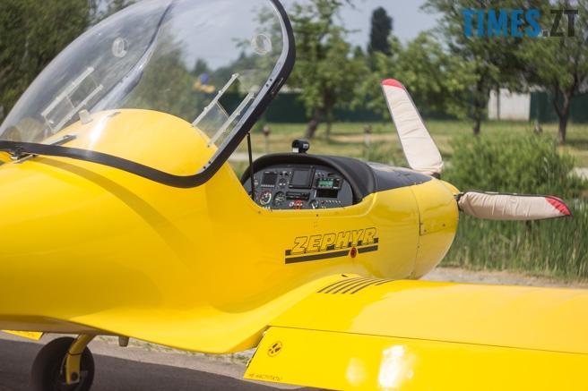 10 - Клуб «Авіатик» хоче зробити Житомир столицею малої авіації України