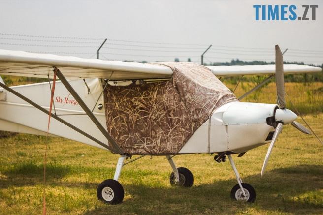 8 edited - Клуб «Авіатик» хоче зробити Житомир столицею малої авіації України