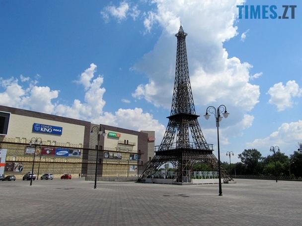вежа - Навіщо Житомиру пародія на Ейфелеву вежу? (відео, фото)